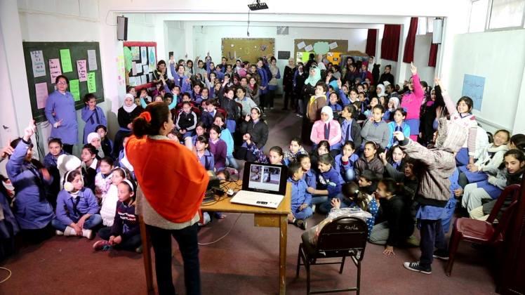 zero waste dahiyet al hussein school jordan
