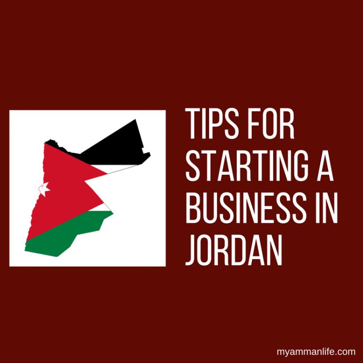 tips startup amman jordan