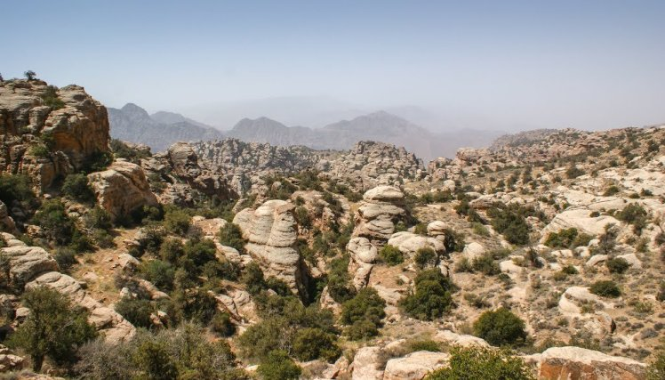Dana-Biosphere-Reserve-In-Jordan-Panorama