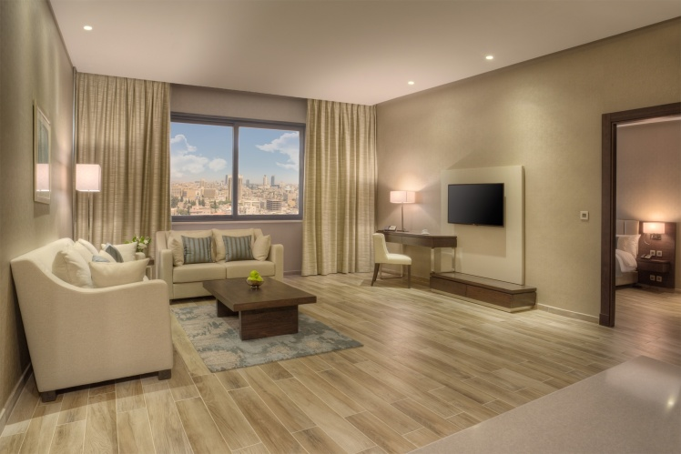 1 bedroom grand suite amman
